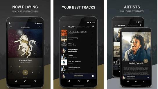 Android için en iyi müzik uygulamaları! - Page 2
