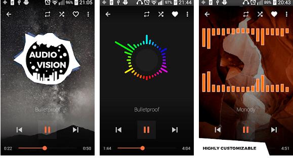 Android için en iyi müzik uygulamaları! - Page 4