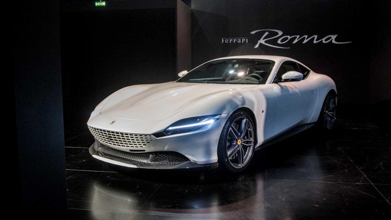 Ferrari'nin yeni modeli Roma tanıtıldı! - Page 2