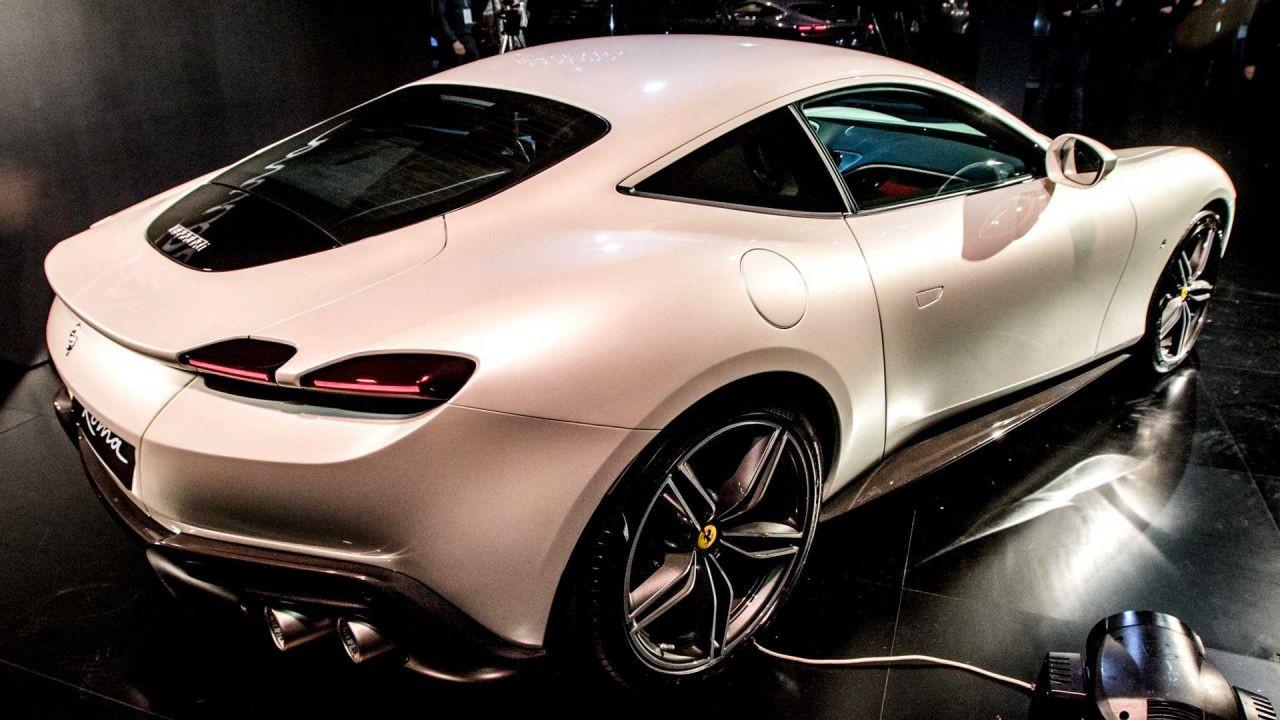 Ferrari'nin yeni modeli Roma tanıtıldı! - Page 3