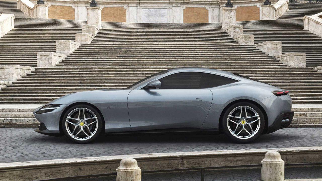 Ferrari'nin 620 Beygirlik Roma  modeli tanıtıldı! - Page 2