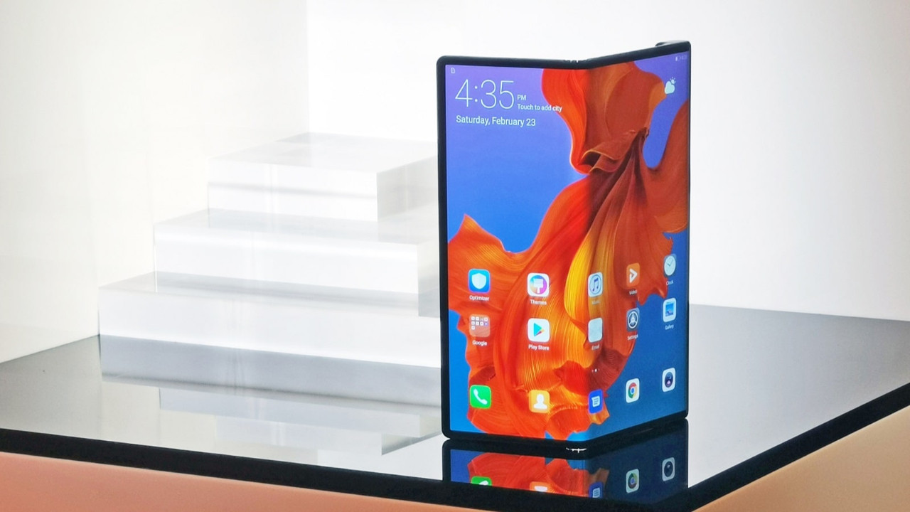Huawei Mate X modelinin dikkat çeken satış başarısı!