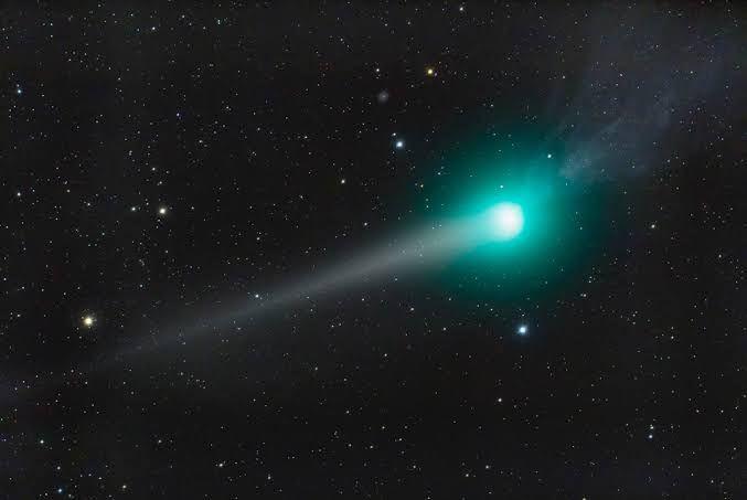Kuyruklu yıldızlar hakkında 10 şaşırtıcı bilgi! - Page 1