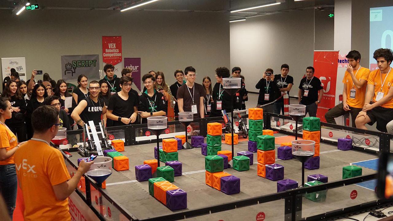 Nişantaşı Üniversitesi'ne robotik turnuvası