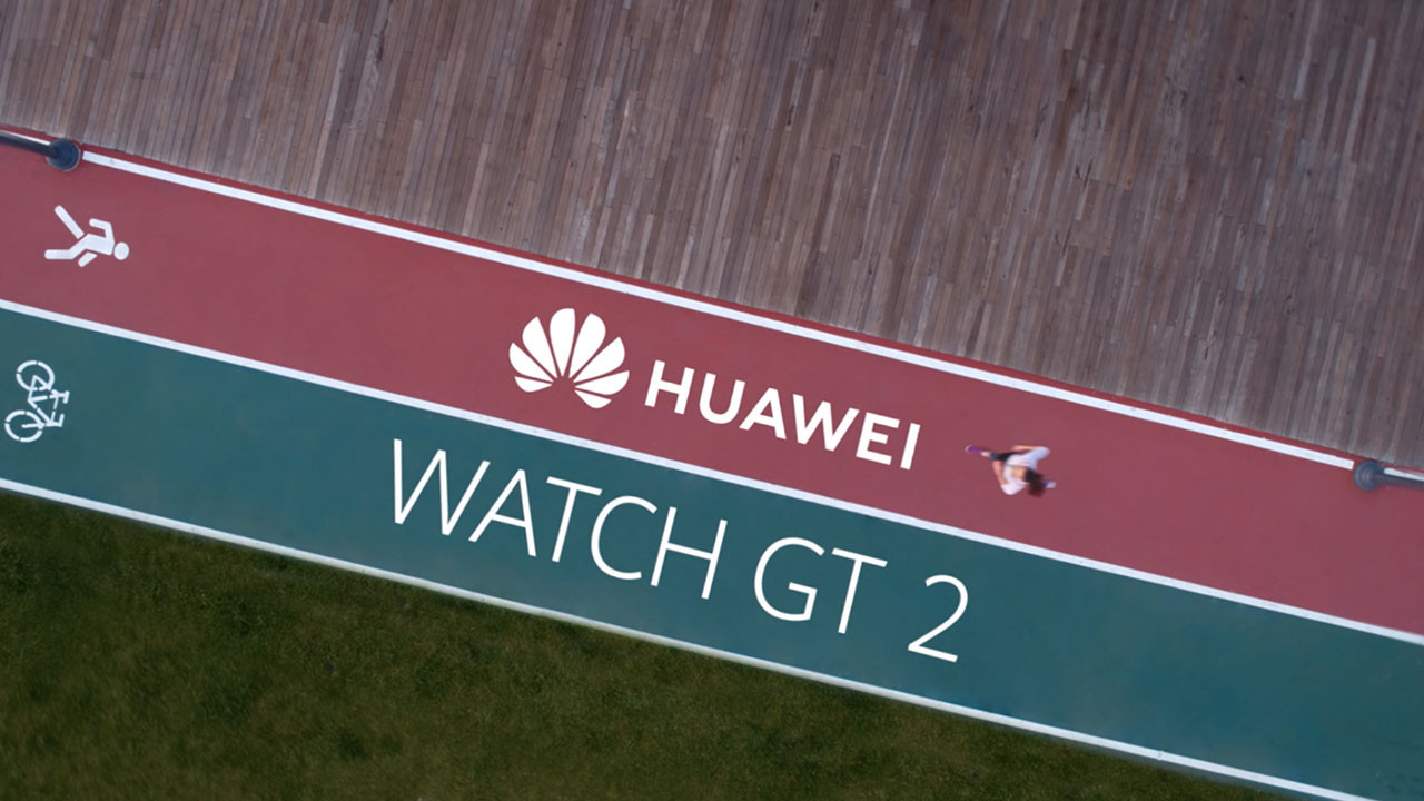 Huawei'den Türkiye'de çekilen Watch GT 2 reklam filmi