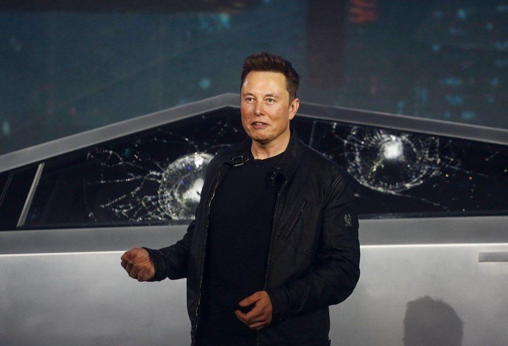 İşte Tesla'nın ilk elektrikli pick-up aracı 'Cybertruck'! - Page 3