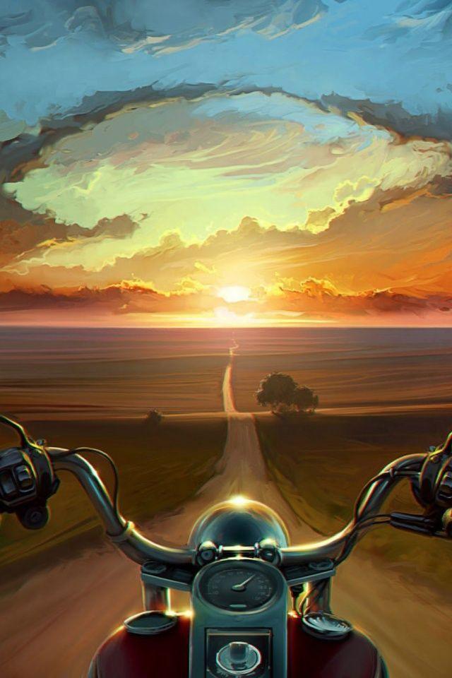 Motorsiklet tutkunları için derlediğimiz duvar kağıtları - Page 2