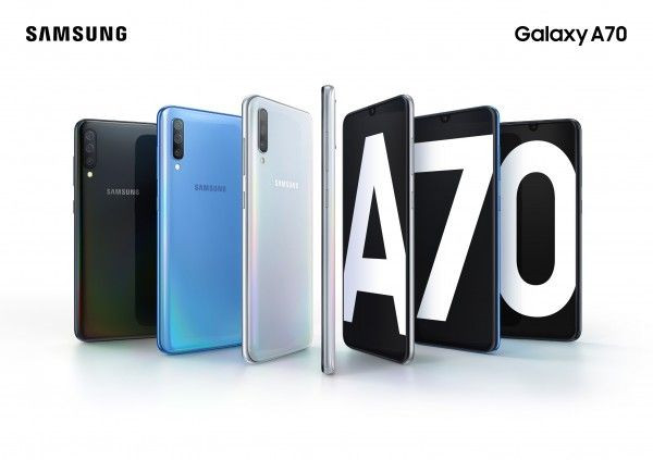 Samsung Galaxy A70, Xiaomi Redmi Note 8 Pro'ya karşı! - Page 2