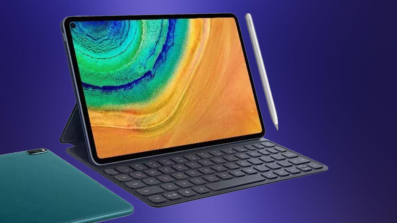 Huawei MatePad Pro resmi olarak tanıtıldı
