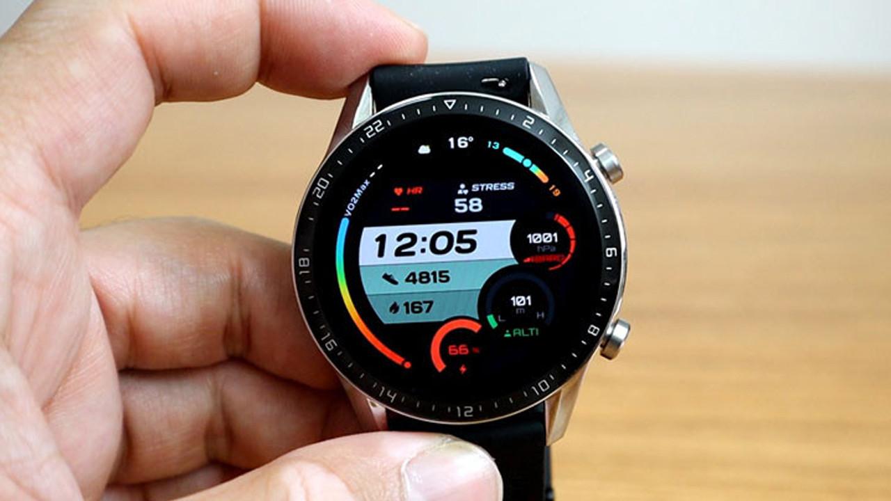 Huawei Watch GT2, 45 günde 1 milyon sattı