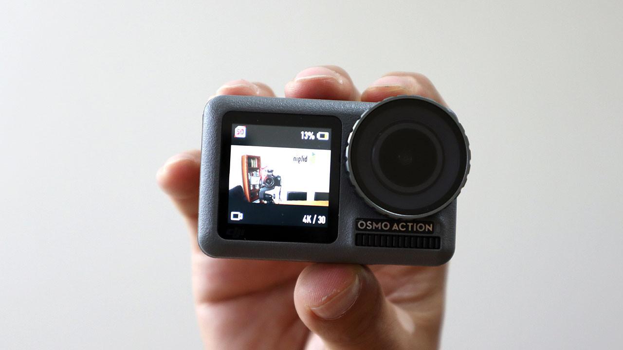GoPro katili geldi: DJI Osmo Action kutudan çıkıyor! (video)
