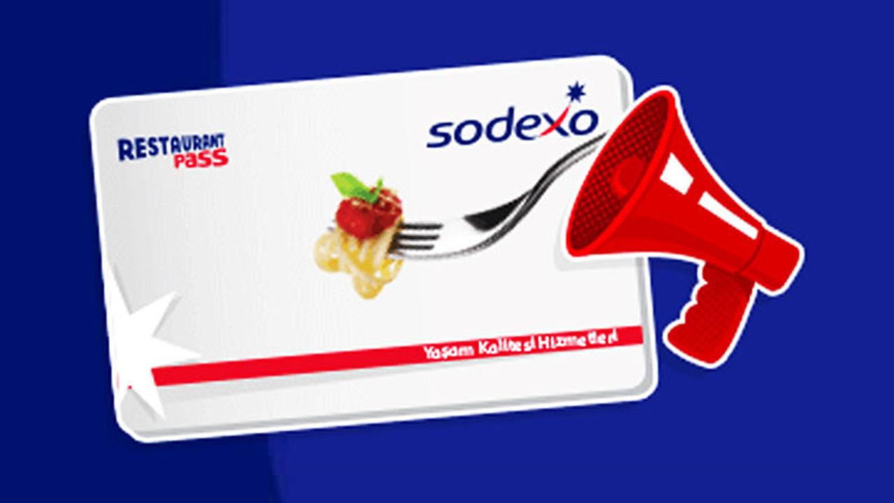 Sodexo'da paket servisler 'Hemen Yolda' ile dijitalleşiyor