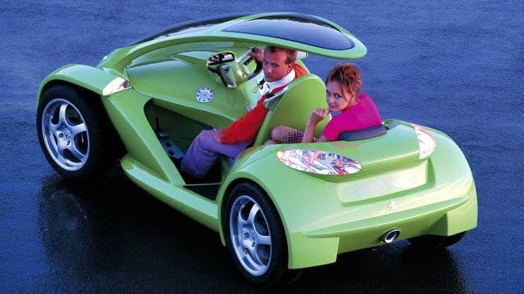 Unuttuğumuz 10 konsept otomobil! (Seri 4) - Page 3