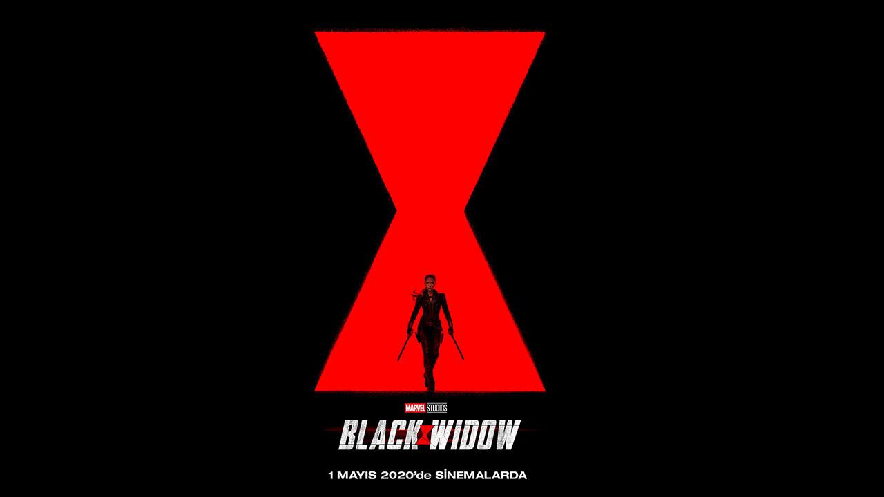 Black Widow'dan ilk fragman geldi
