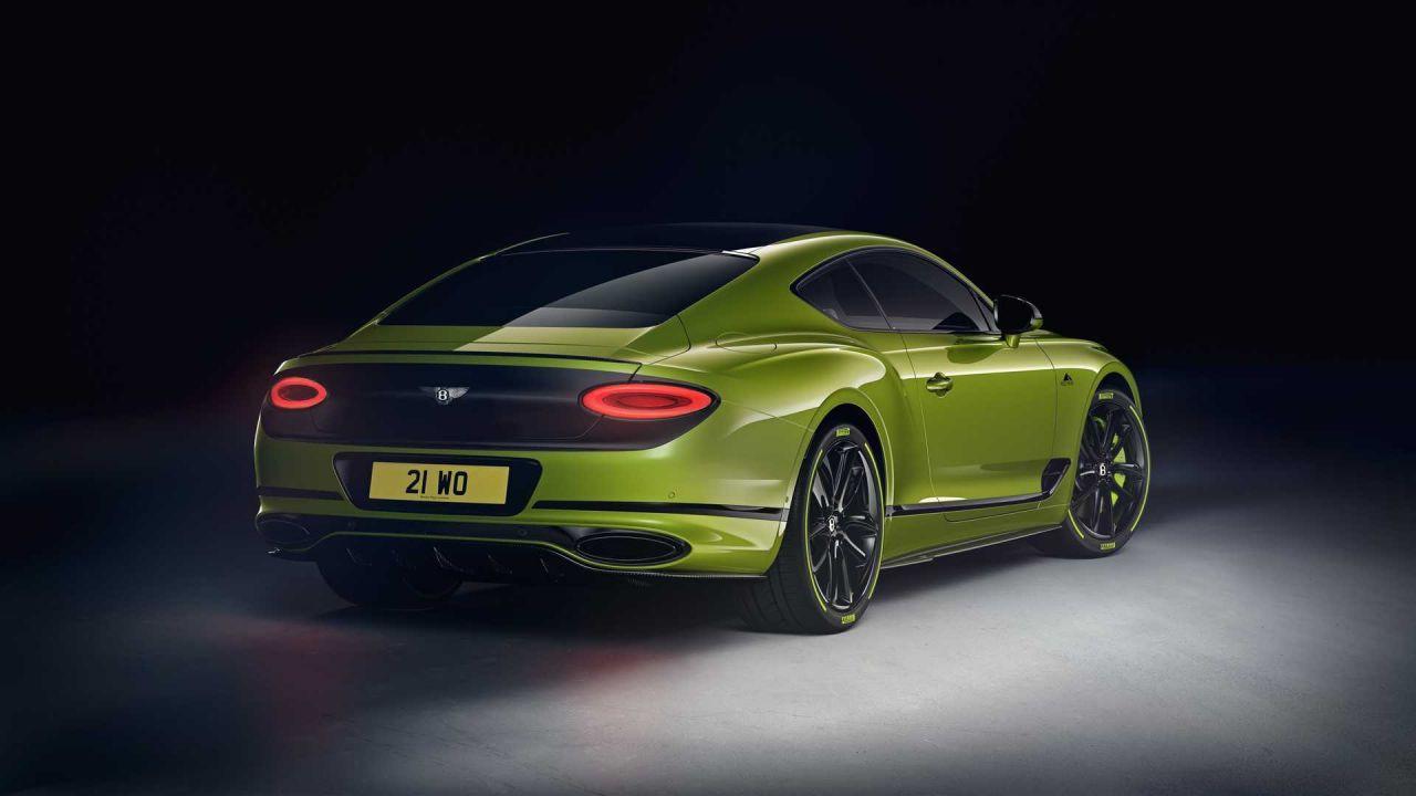 Bentley Pikes Peak özel versiyonu Continental GT'yi tanıttı! - Page 2