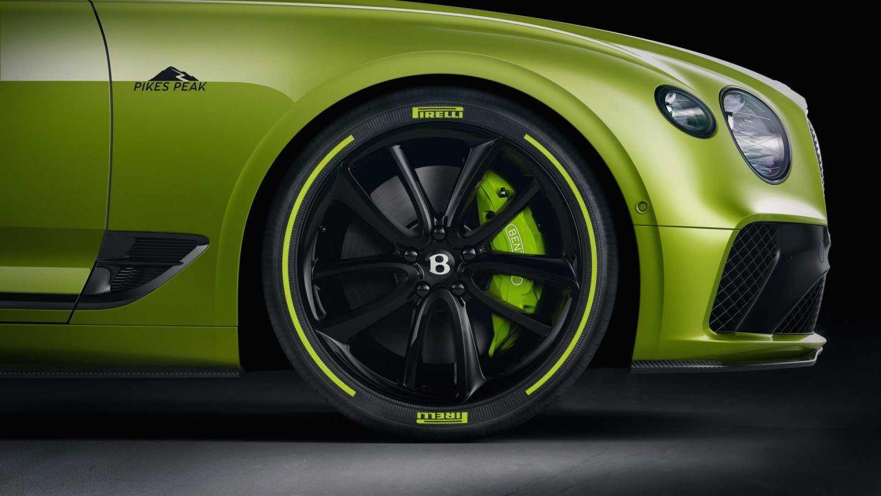 Bentley Pikes Peak özel versiyonu Continental GT'yi tanıttı! - Page 3