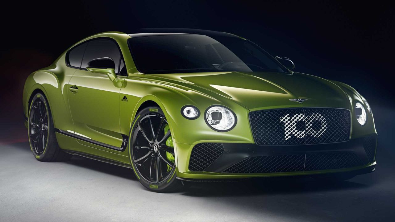 Bentley Pikes Peak özel versiyonu Continental GT'yi tanıttı! - Page 1
