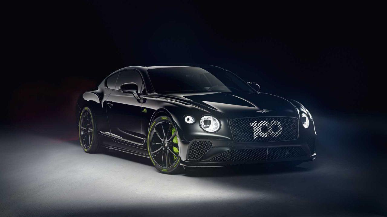 Bentley Pikes Peak özel versiyonu Continental GT'yi tanıttı! - Page 4