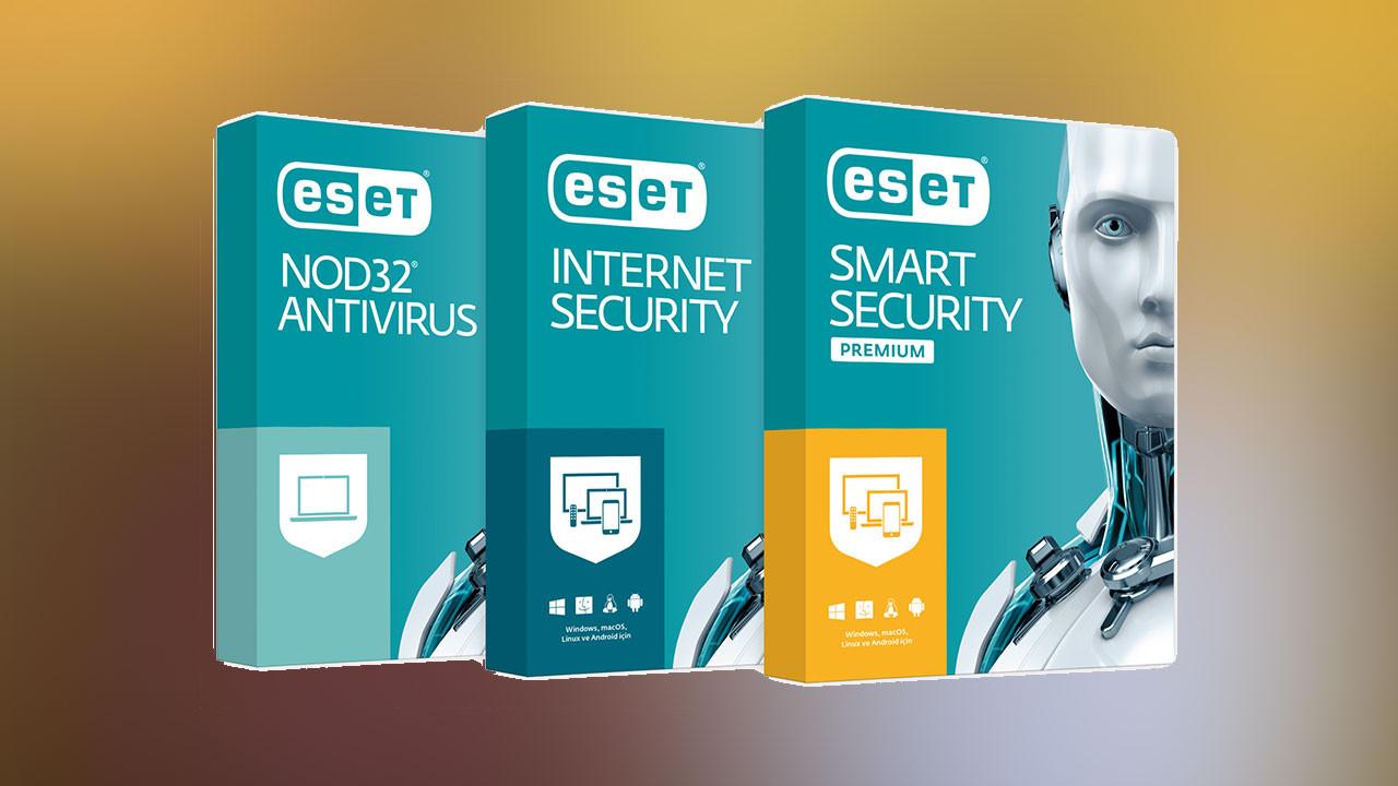 ESET 2020 dijital güvenlik yazılımlarını piyasaya sundu