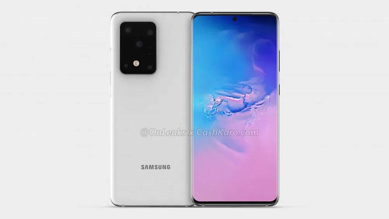 Samsung Galaxy S11 Plus pili ortaya çıktı