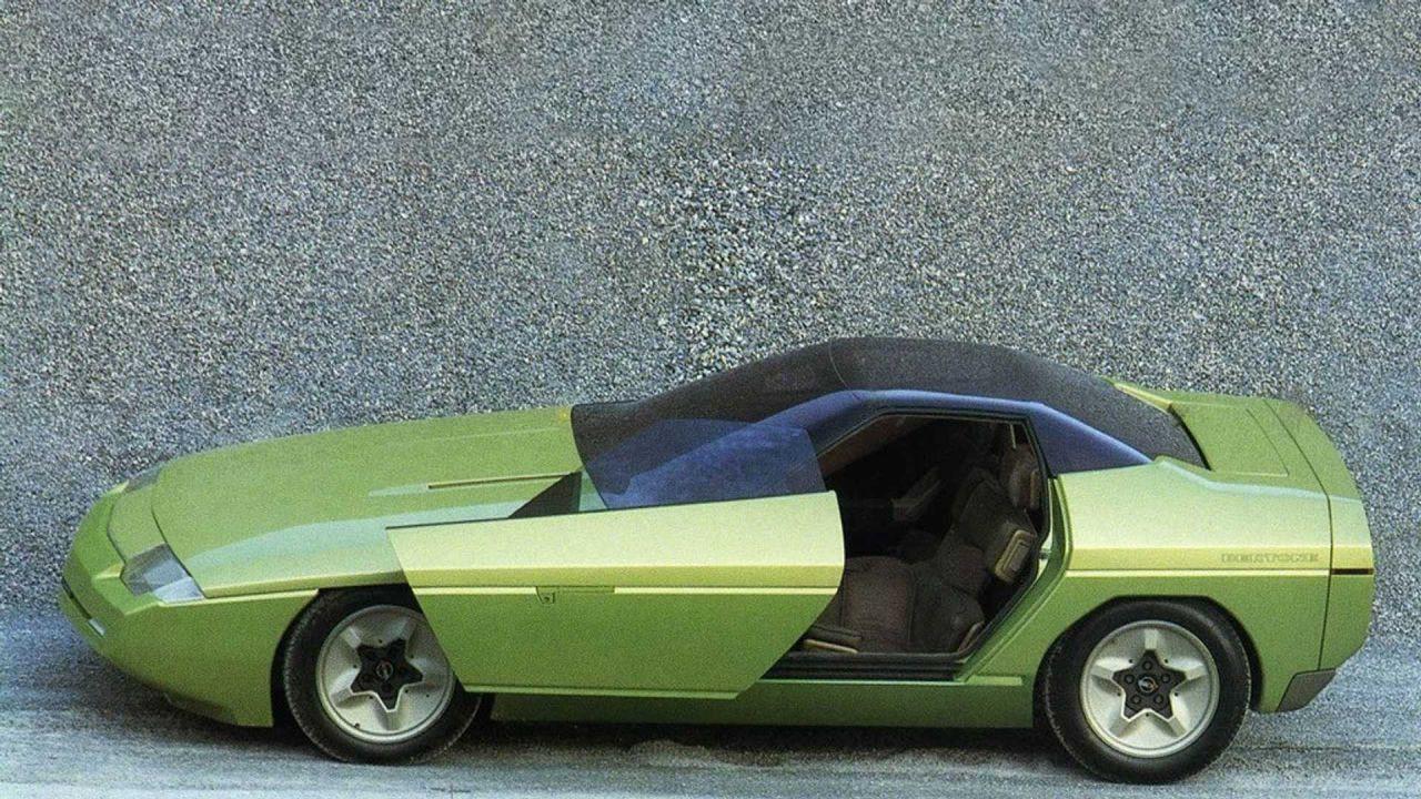 Unuttuğumuz 10 konsept otomobil! (Seri 6) - Page 1