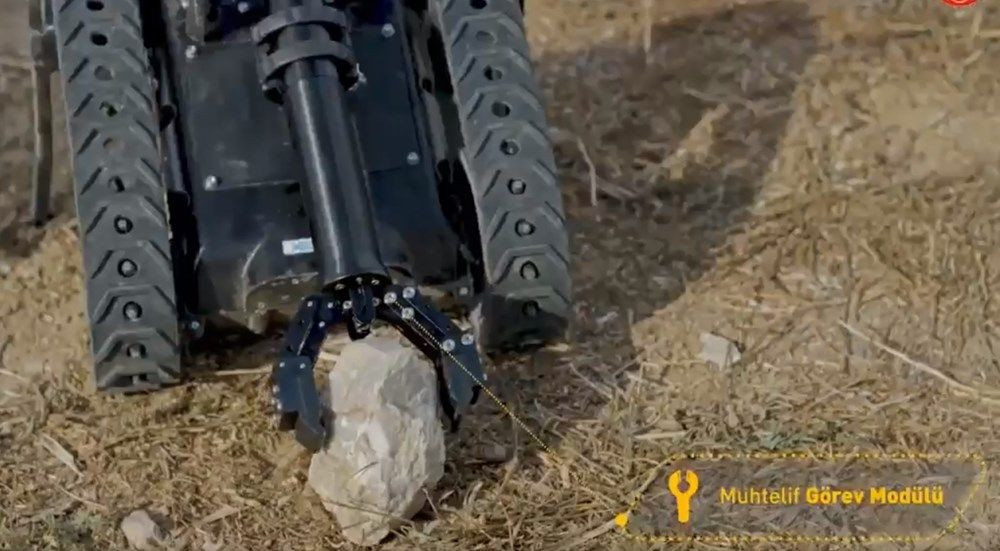 Milli insansız kara aracı prototipi geliştirildi! - Page 2