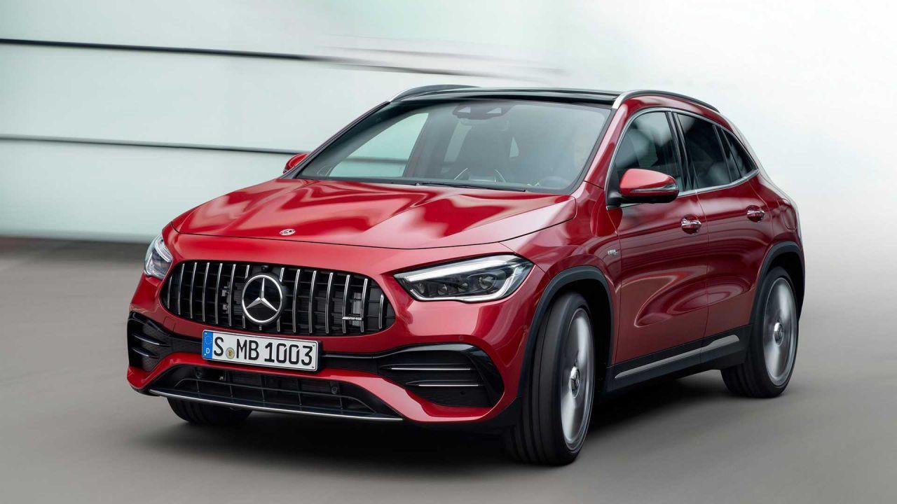 Mercedes-Benz GLA (2020) tanıtıldı! - Page 1