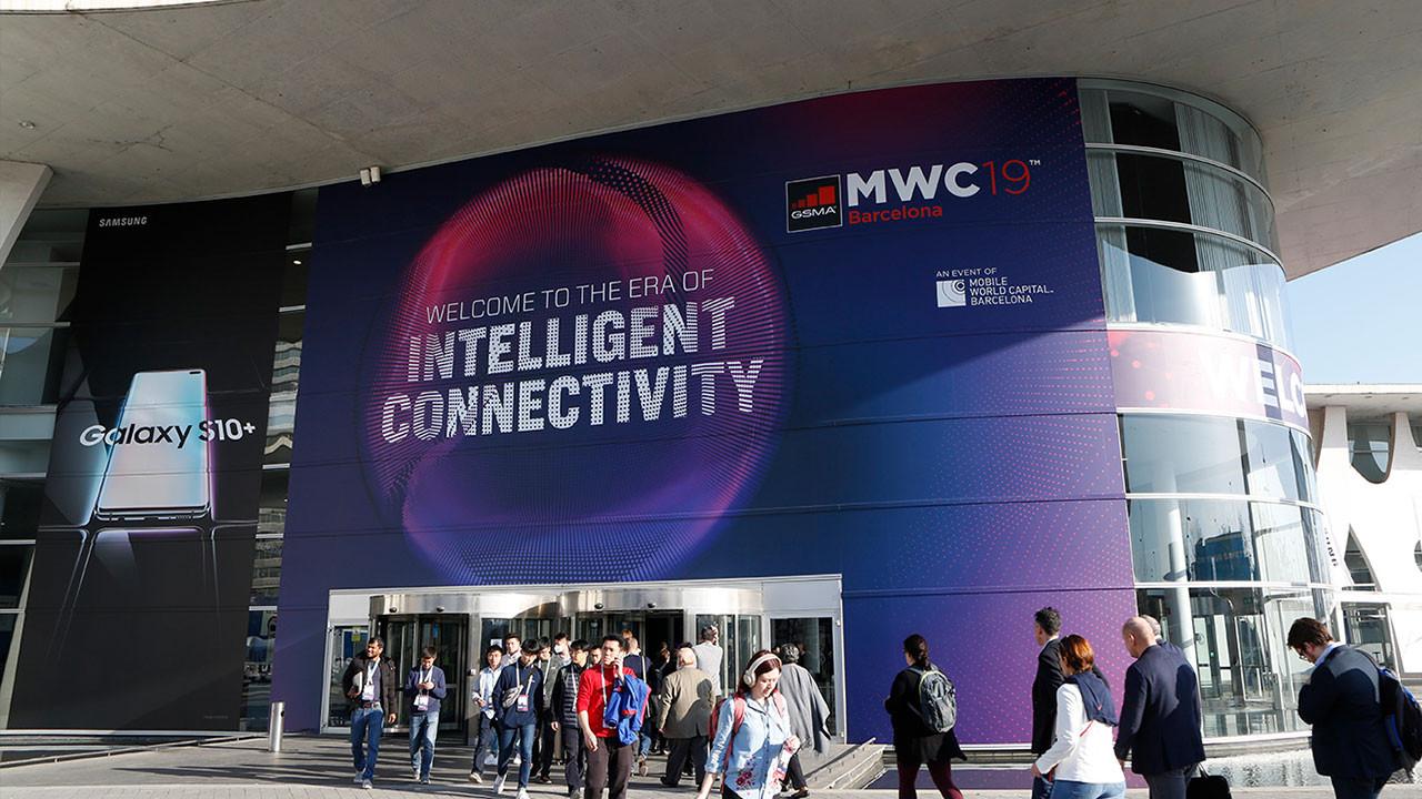 MWC 2020'de en yeni teknolojiler konuşulacak