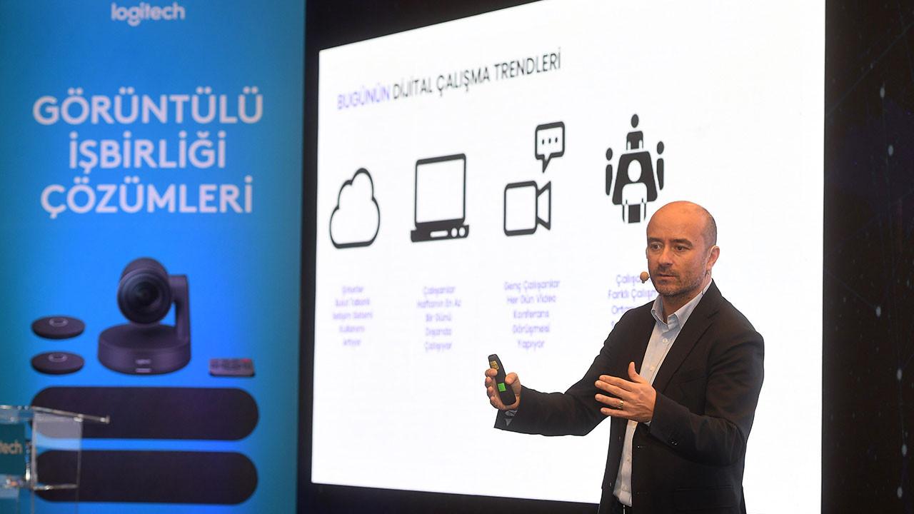Logitech Video Konferans çözümleriyle üretkenliği artırıyor