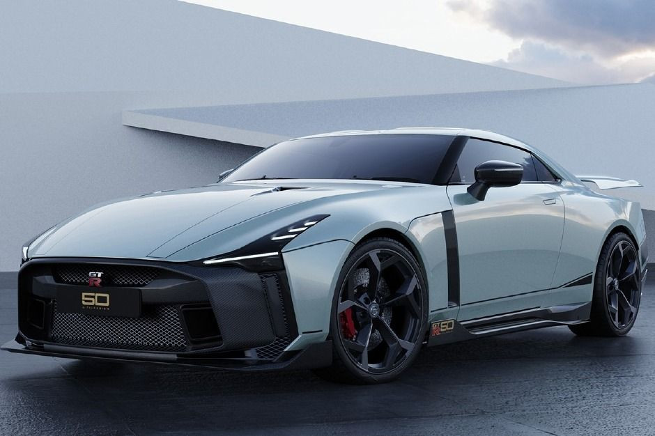 Nissan özel tasarımlı GT-R50 modelini tanıttı! - Page 3