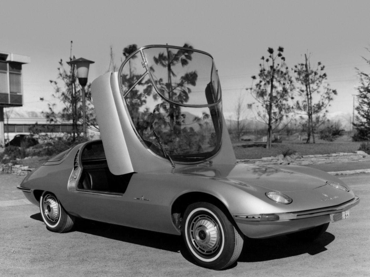 Unuttuğumuz 10 konsept otomobil! (Seri 13) - Page 4