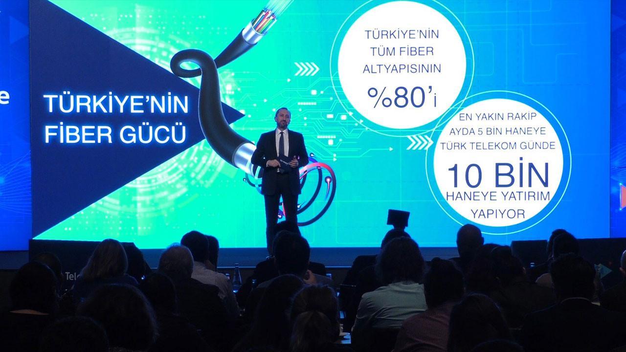 Türk Telekom CEO'sundan iddialı açıklamalar (video)