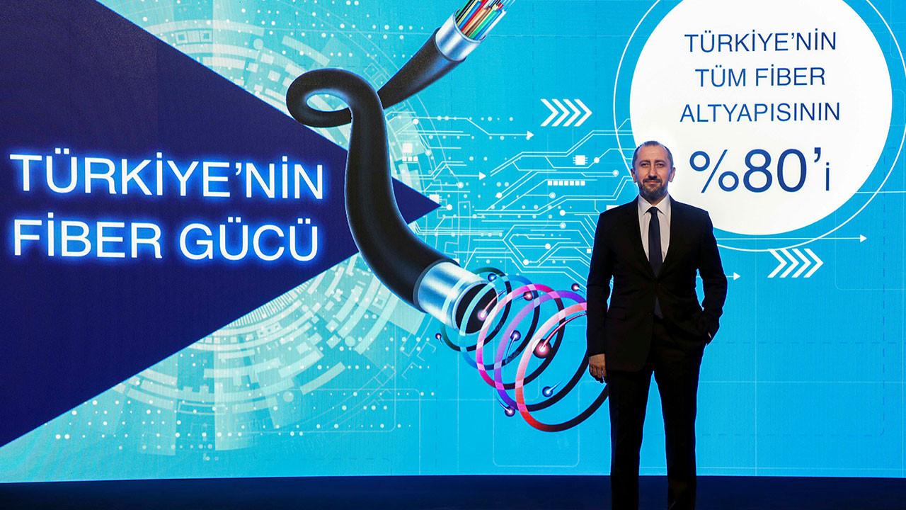Türk Telekom'dan önemli fiber hizmeti sözü
