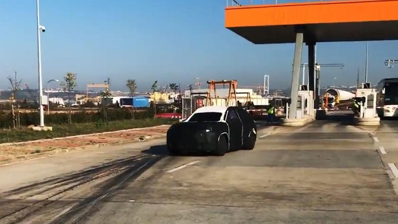 Yerli otomobilden ilk video geldi!