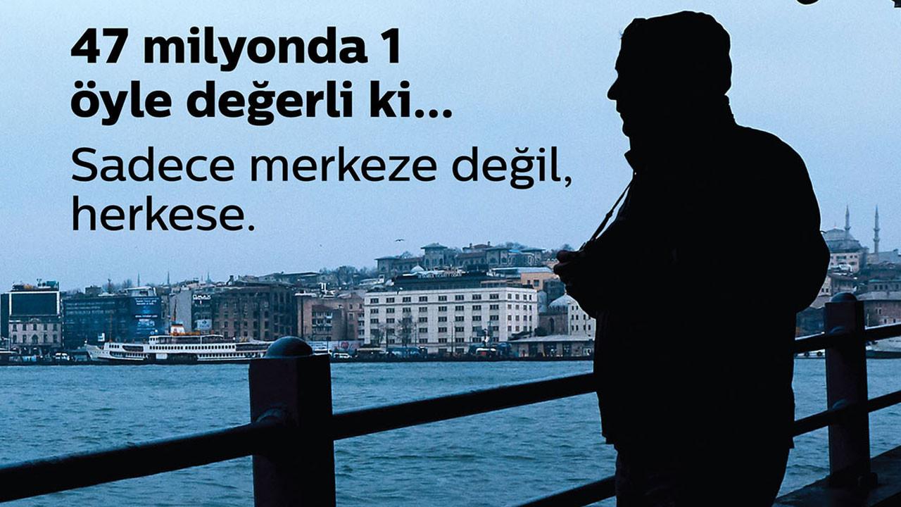 """Türk Telekom'dan """"Sadece merkeze değil, herkese"""" reklam filmi"""