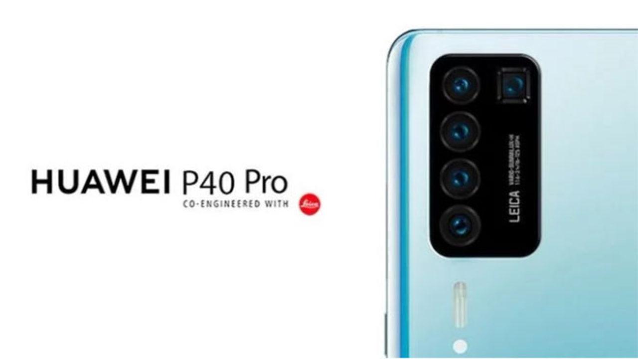 Huawei P40 Pro fotoğrafları internete düştü!