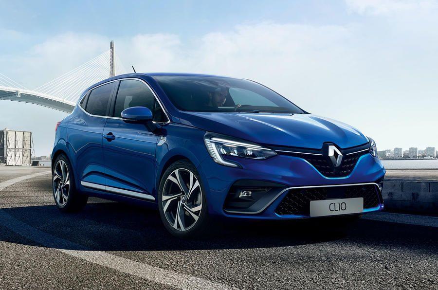 İşte 2020 model Renault Clio! - Page 1