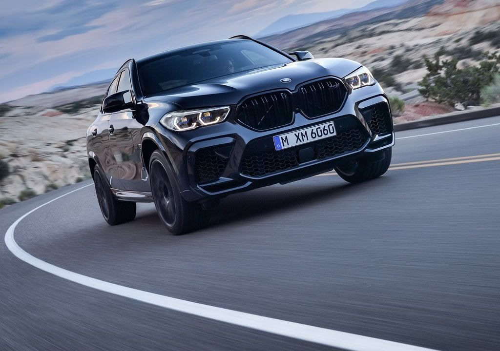 İşte 2020 model  BMW X6 M Competition! - Page 2