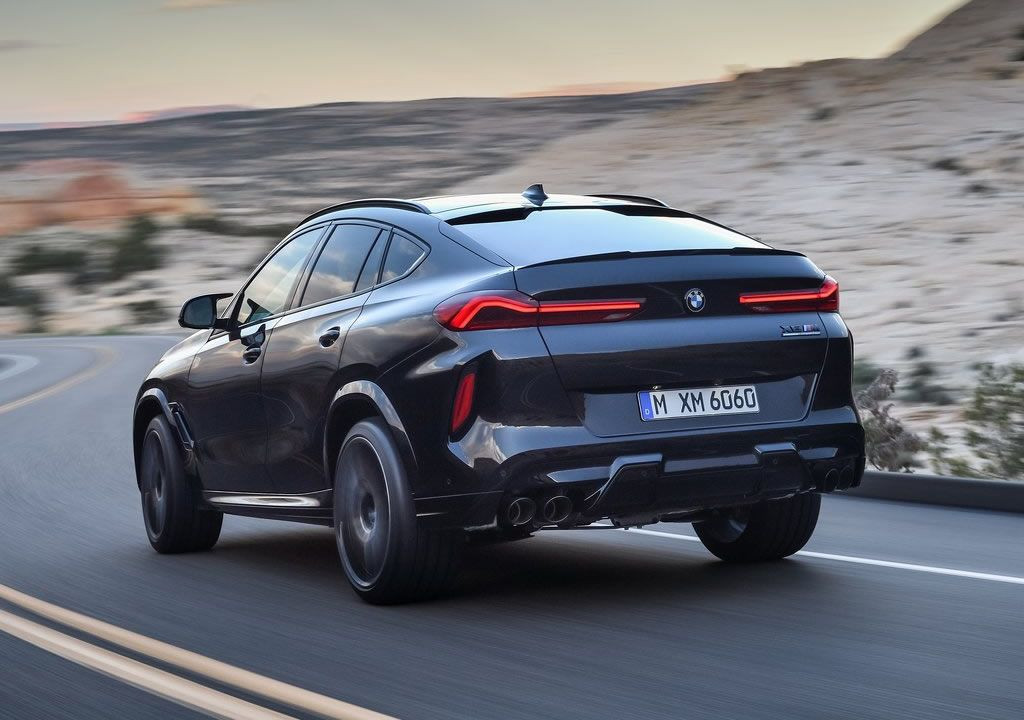 İşte 2020 model  BMW X6 M Competition! - Page 3