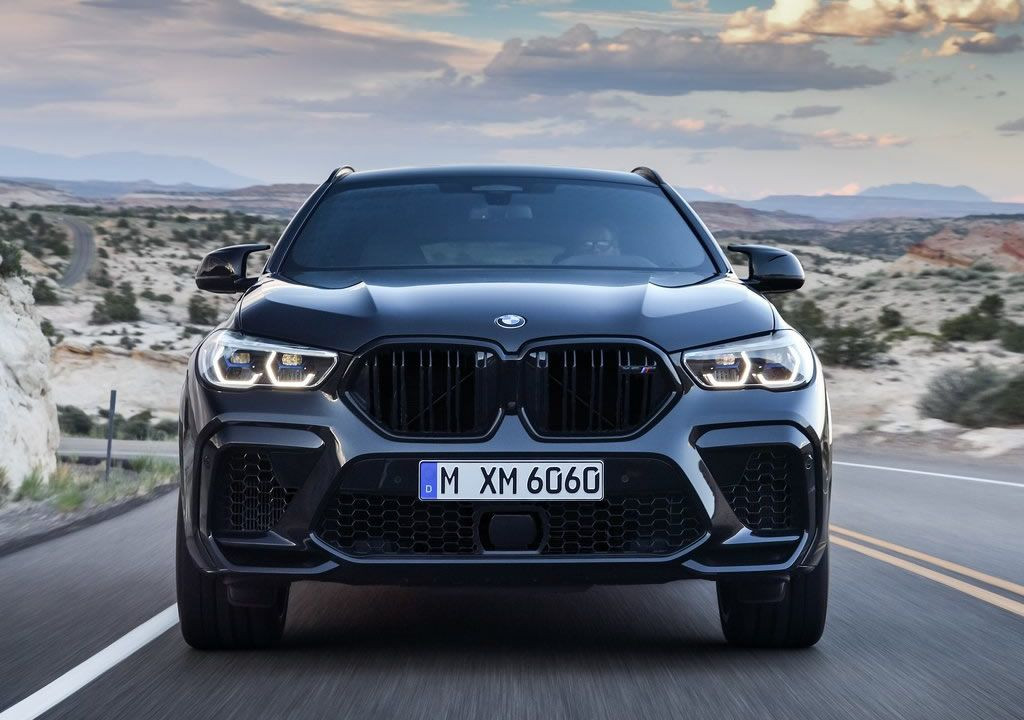 İşte 2020 model  BMW X6 M Competition! - Page 1
