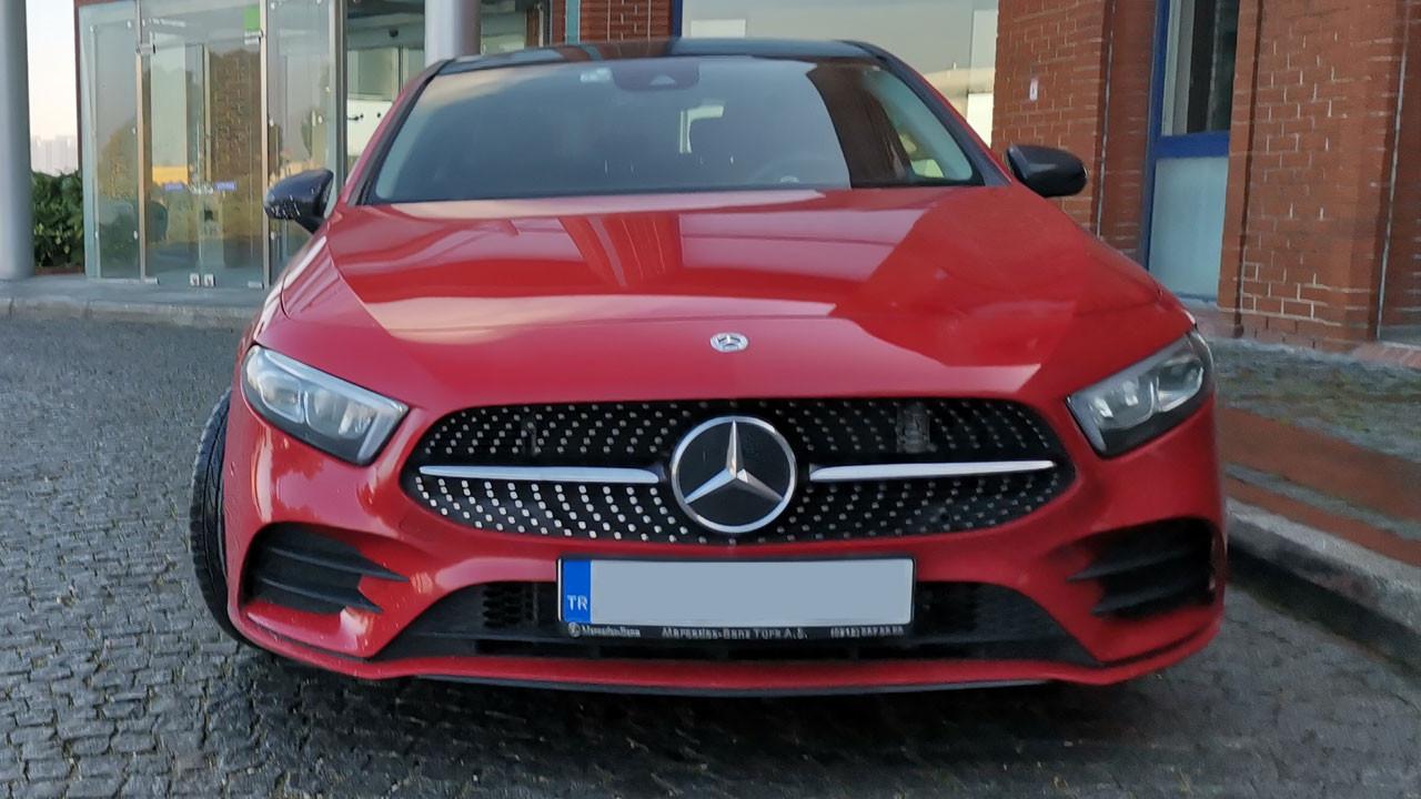 Konuşan otomobil: Mercedes A 180 d Sedan AMG (video)