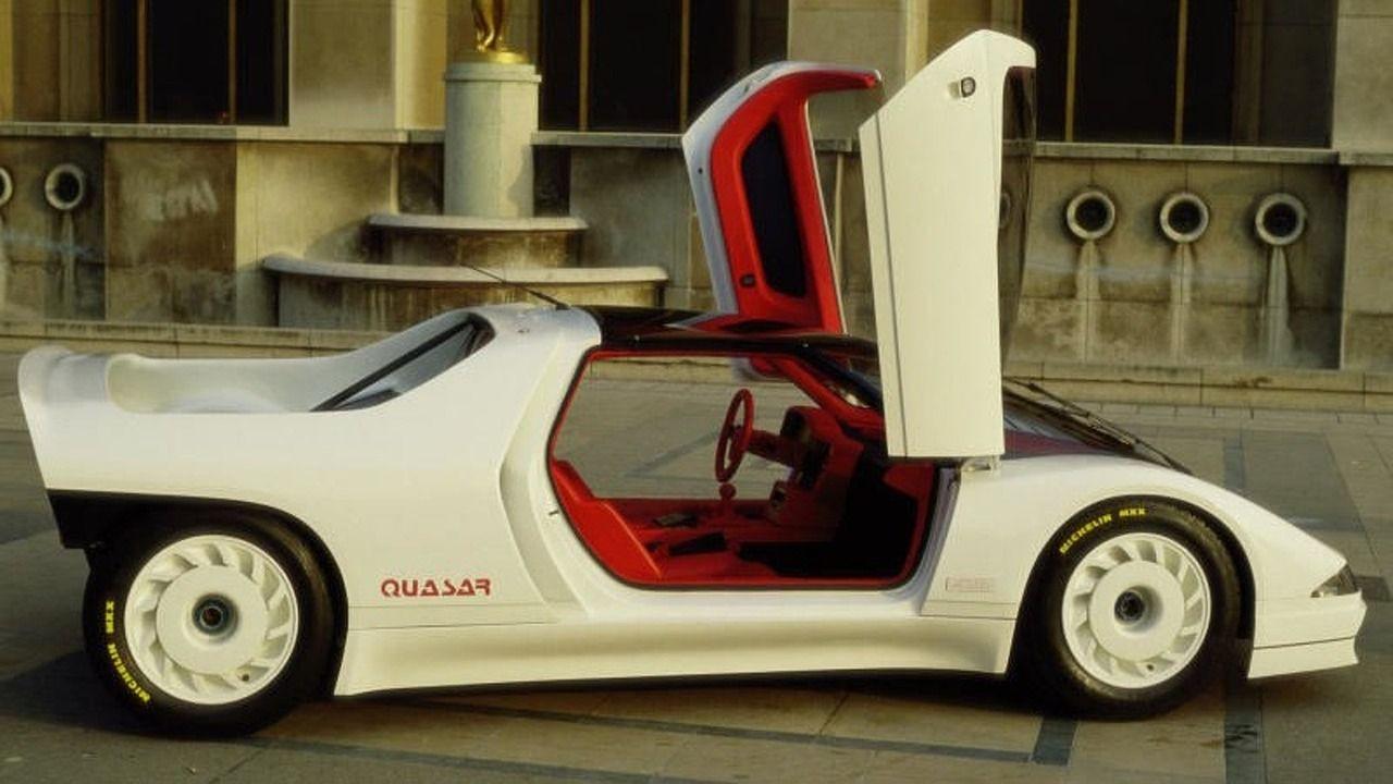 Unuttuğumuz 10 konsept otomobil! (Seri 16) - Page 3