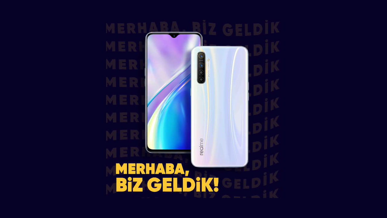 realme Türkiye'de faaliyetlerine başladı