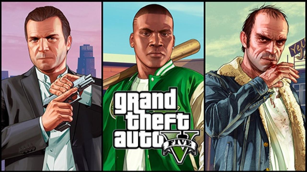 Xbox Game Pass kütüphanesine GTA 5'i de ekledi!