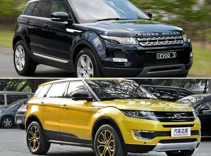 Çin'in kopyaladığı muhteşem otomobiller! - Page 1