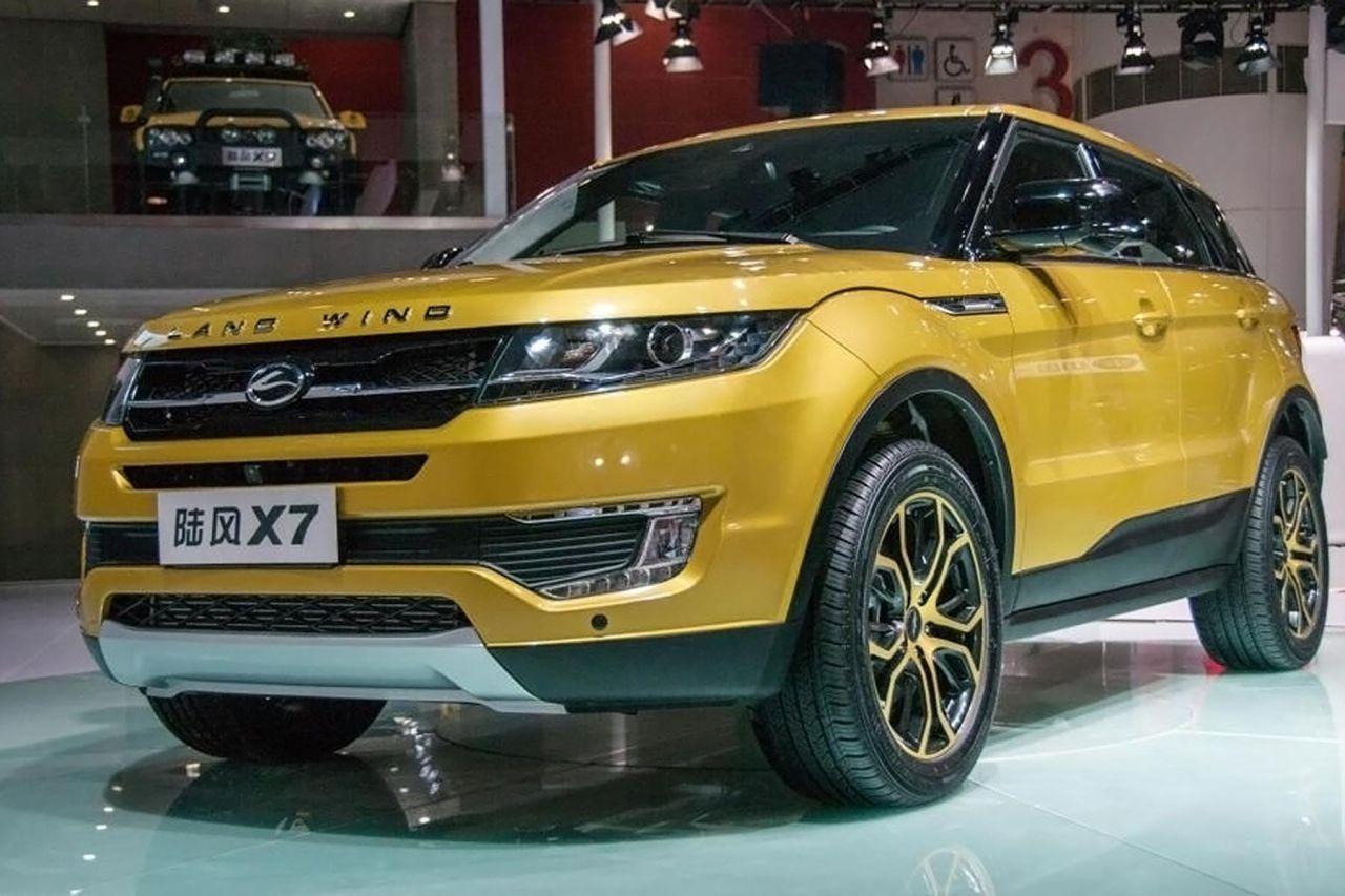 Çin'in kopyaladığı muhteşem otomobiller! - Page 4