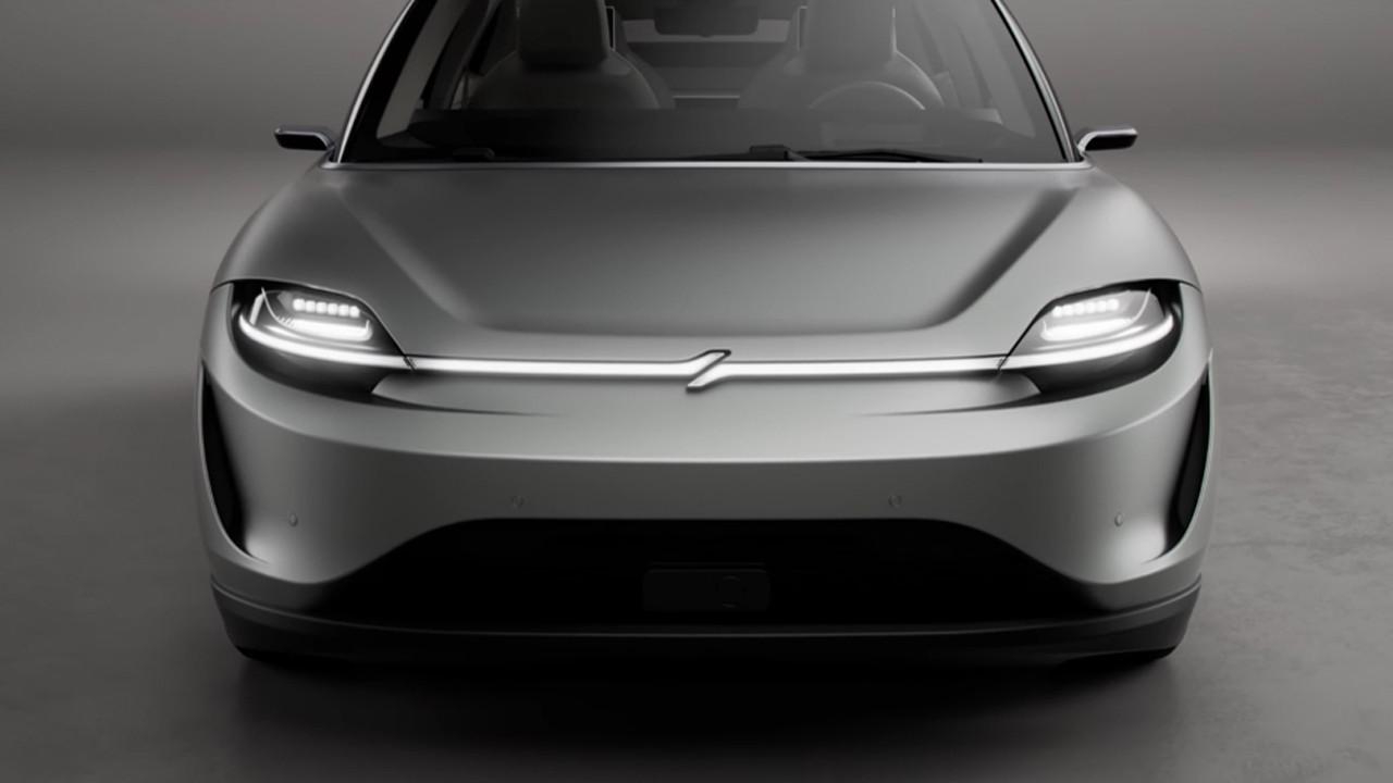 Sony elektrikli otomobili Vision-S modelini duyurdu