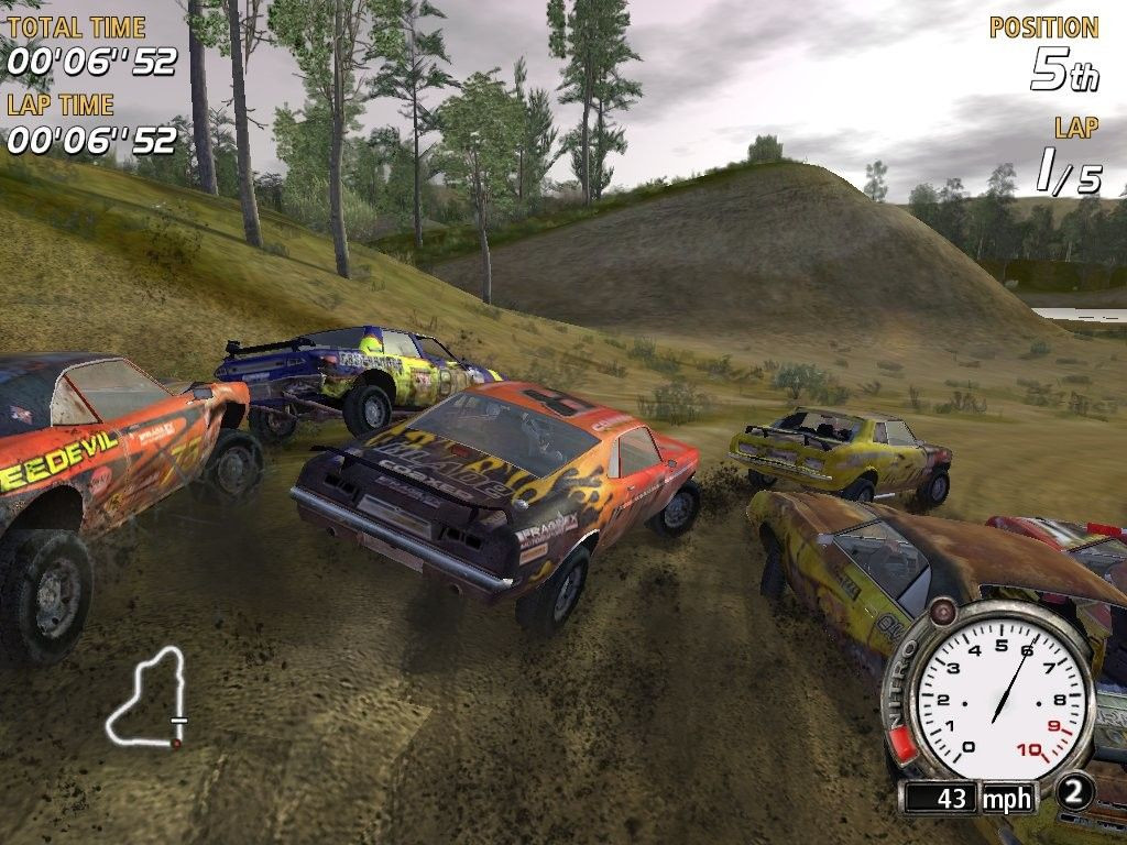 Düşük sistem özelliklerine sahip en iyi yarış oyunları! - Page 3