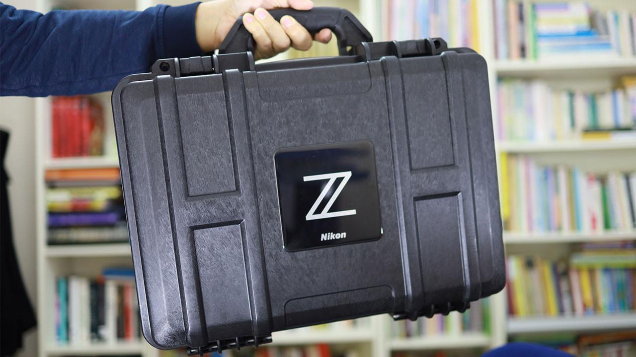 Nikon Z 50 kutusundan çıkıyor (video)