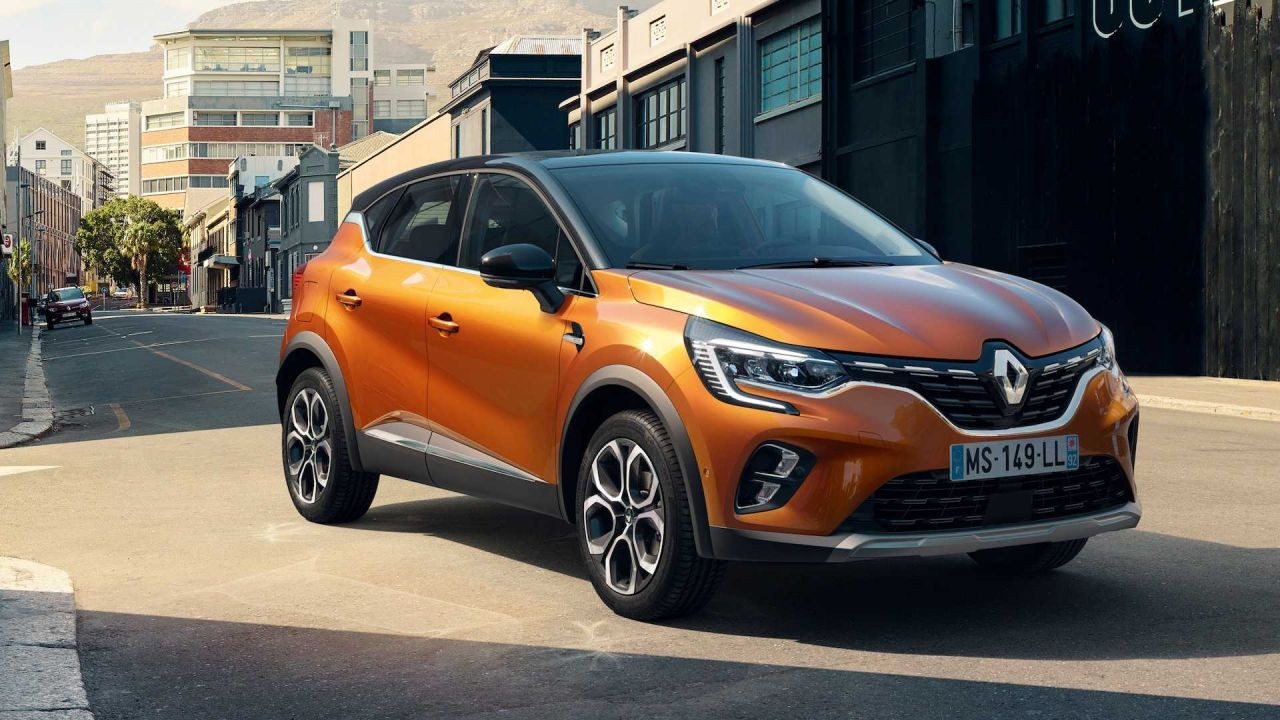 İşte 2020 model Renault Captur! - Page 1